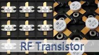 RF tranzitor