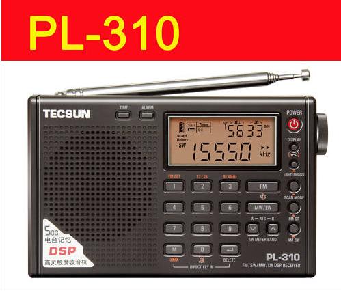 Tecsun PL-310 FM / AM / SW / LW DSP WORLD BAND RADIO PL310