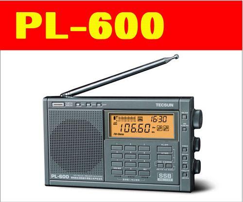 PL600 Tecsun PLL DIGITAL FM AM LW SW SSB PL-600 RADIO