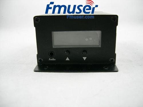10 unitats FMUSER 5W V1.0 transmissor estèreo FM PLL antena GP KIT de subministrament de potència