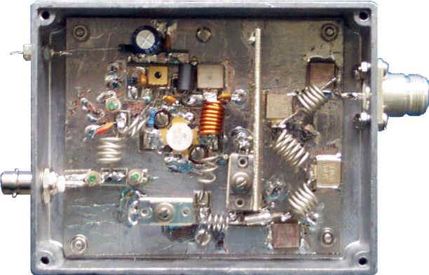 Amplificador de banda ancha (46K)