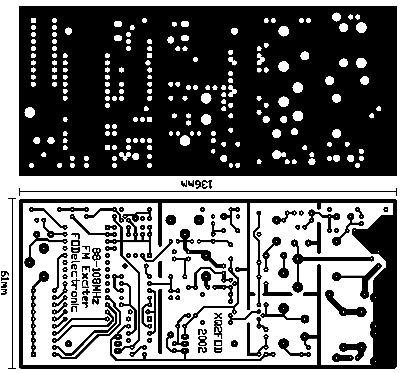 Fa on Fm Transmitter Circuit Diagram