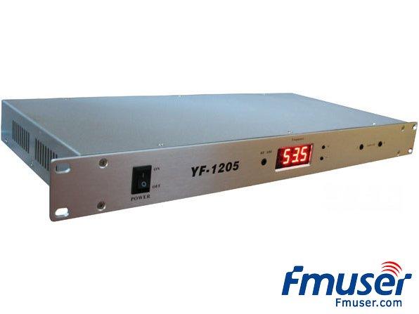0.1w-7w PLL FM Professional transmițător 87-108Mhz 1U 1 / 2 val profesional GP Antena KIT