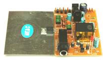 采用 MEC002A 制作 远程 调频 发射机 电路图