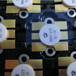 MRF317 MACOM RF TRANSISTOR MRF 317 splinternuut X1pcs