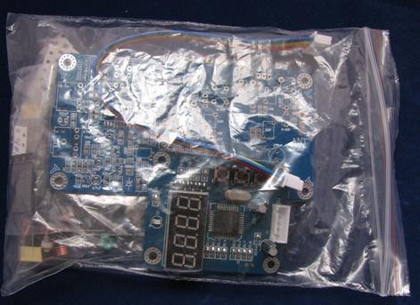 FMUSER BH1415 5W Digitale LCD FM-sender PCB Kit Suite