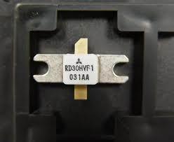 MITSUBISHI rd30hvf1 Silicon MOSFET Power Smári