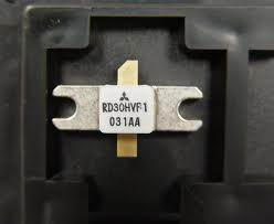 RD30HVF1 MITSUBISHI Silicon MOSFET Power Transistor