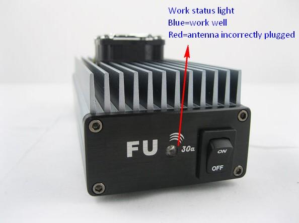 Amplificador de potència de sortida FM 30w