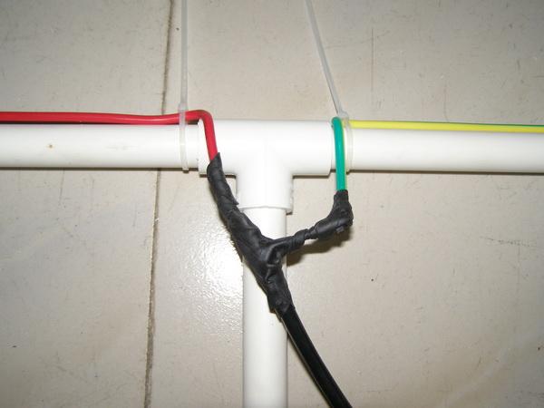 bricolage d 39 une antenne anti typhon dip le demi onde vous apprendrez fabriquer une antenne. Black Bedroom Furniture Sets. Home Design Ideas