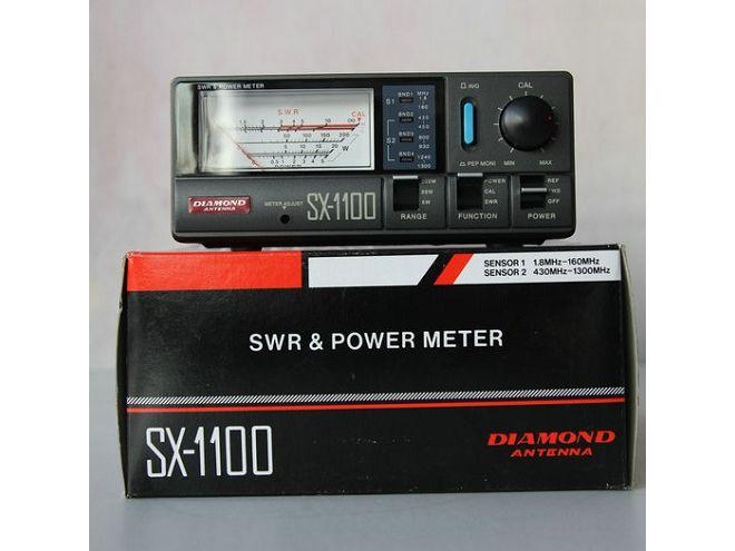 Original SX1100 DIAMOND SX-1100 SWR metër pushtet