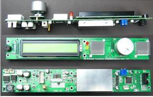 FMUSER FSN-801 0-80W radio-uitsaaistasie FM-sender PCB KITS