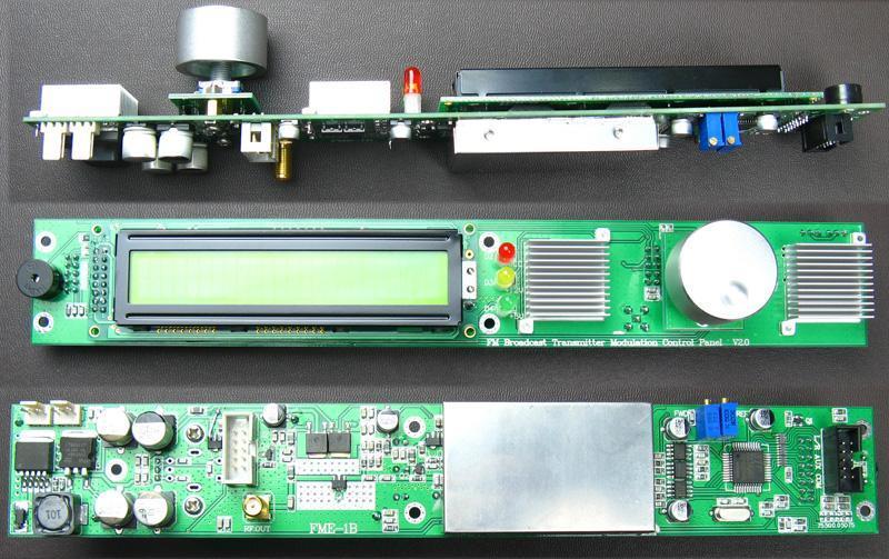 600W FM Transmitter