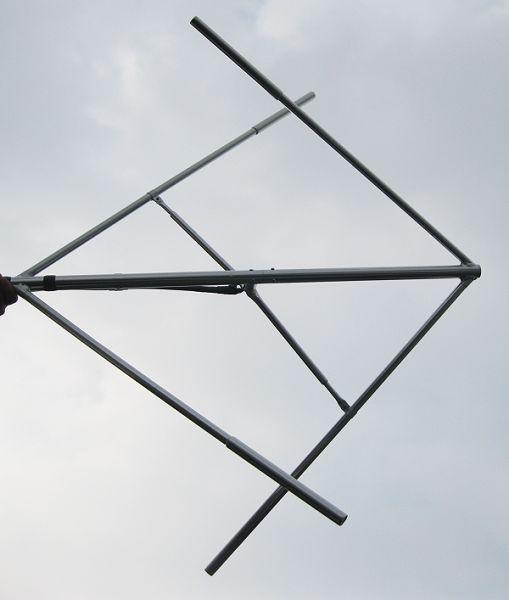 FMUSER Sirkel gepolariseerde FM-antenne 88-108 MHz, verstelbaar vir 300W FM-sender