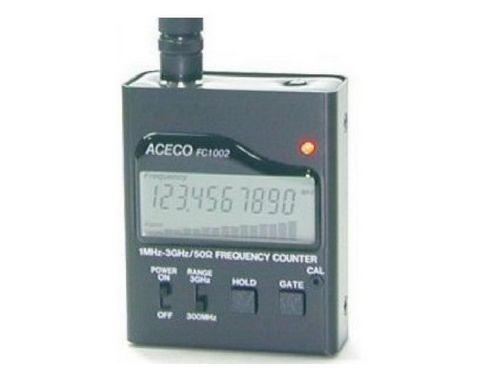 Tajvan Shijun ACECO FC1001 Palmar Counter Portable Frequency