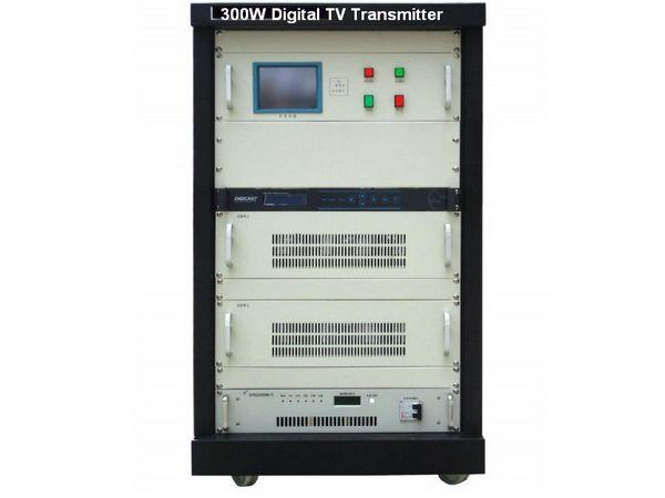 T DVB-vysielač 300W