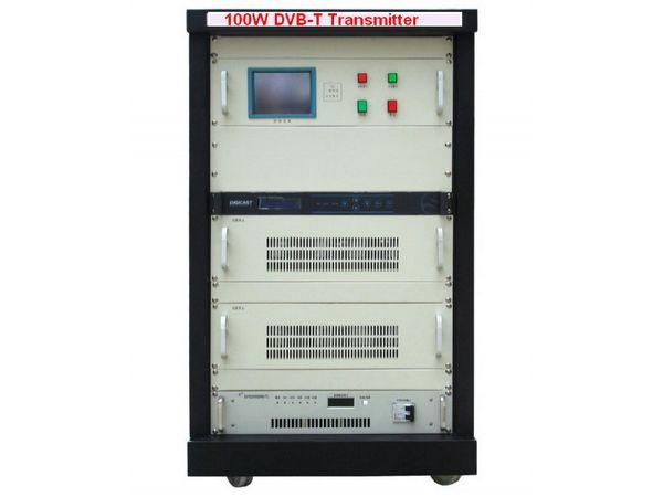 T DVB-vysielač 100W