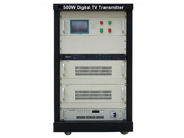 T DVB-vysielač 500W