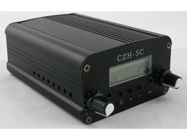 5 vat transmetuesit FM
