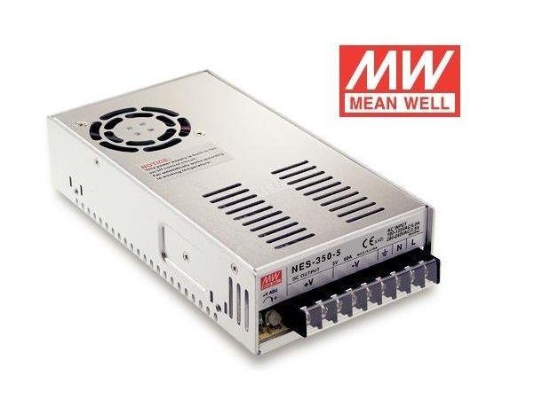 Mean pra MW 48V 7.3A 350W AC / DC Switching Power Supply SHKP-350 48-UL New Original Markë