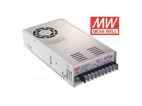Mean pra MW 27V 13A 350W AC / DC Switching Power Supply S-350 27-UL New Original Markë