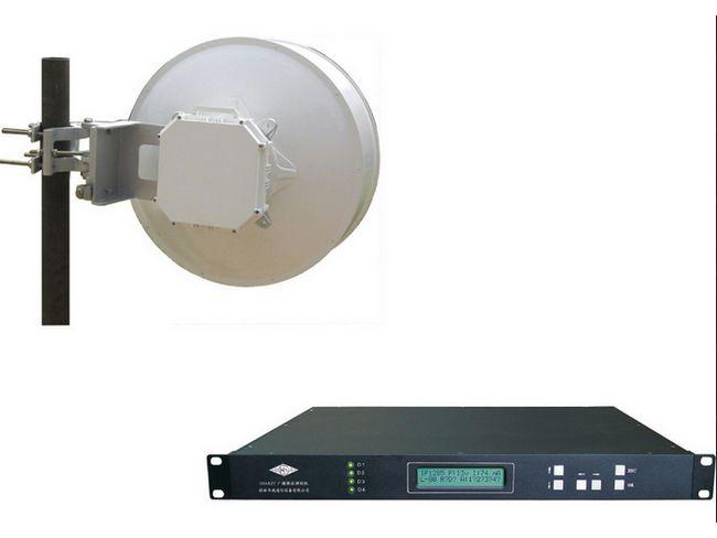 FMUSER 20KM Analogowe łącze mikrofalowe Jeden kanał dla stacji radiowej FM