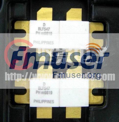 BLF547 oorspronklike 100% NXP RF Transistor