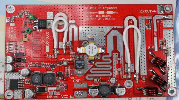 fu-150a 150w rf power amplifier pallet module 75mhz - 110mhz input 1w  output 150w