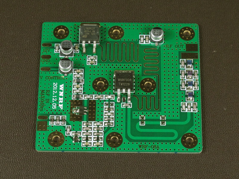 1a Switching Power Supply Board Module With Emi Filter Circuit Green