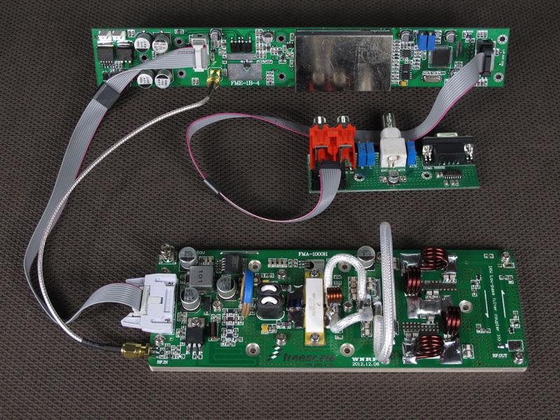 FMUSER FSN-1000 0-1000W 1KW FM-uitsaaier PCB KIT