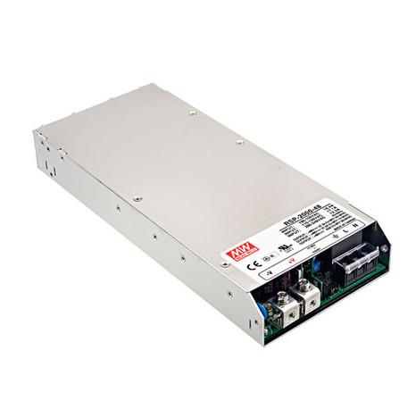 Mean pra MW 48V 42A 2000W AC / DC Switching Power Supply-RSP-2000 48