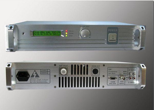 Descàrrega 30-1000W FM Transmitter Anglès manual en format PDF