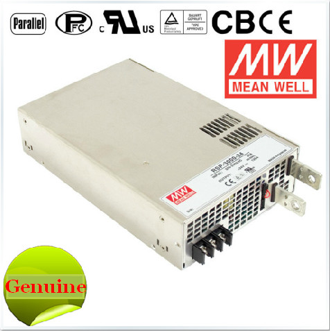 Mean pra 3000W 62.5A Output 48V Single CE UL me Parallel Switching Power Supply Funksioni RSP-3000 48-