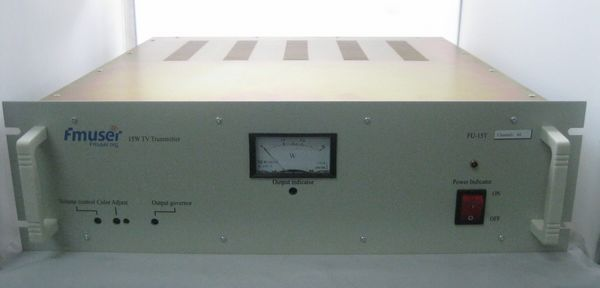 Transmetues TV VHF/UHF