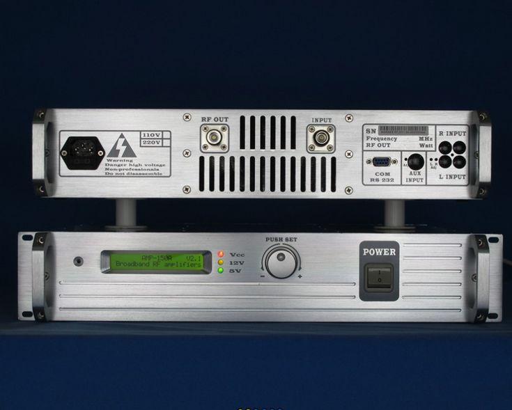 Wzmacniacz 500watt 2U Szerokopasmowy RF