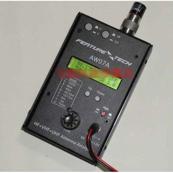 Klasik Antena Analyzer Pengesa Analyzer NFJ AW07A