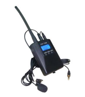 Descarregar CZH-T200 FM TX usuari en format PDF