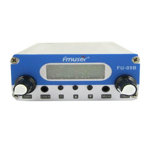 FMUSER 0.5 W CZH-05B CZE-05B FU-05B pll 87-108 mhz nadajnik fm nadajnik stereo pokrowiec na mikrofon 300 M-1 KM