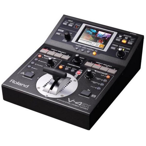 Edirol / Roland V-4EX Four Channel Digital Video Mixer med effekter