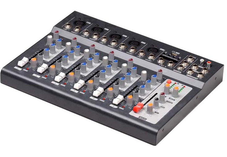 MG7S-USB 7 channel mixer / sound kuchanganya console