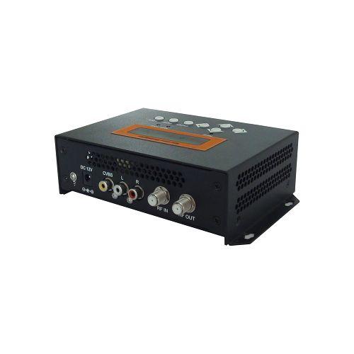 Moduluesi i kodifikimit FMUSER FUTV4652C ISDB-T MPEG2 SD (Sintonizuesi, CVBS brenda; RF jashtë) për përdorim shtëpiak