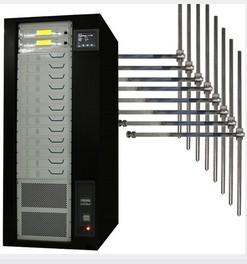FMUSER 10KW profesjonalny nadajnik FM + 8-zatrzaskowa antena dipolowa + 60-metrowy kabel koncentryczny + złącza