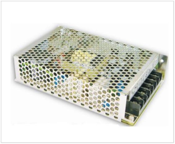 FMUSER Burimi i Energjisë Ndërrimi i Daljes në Vetëlindje Meanwell 100w Single Output NES-100-24 24V 4.5A