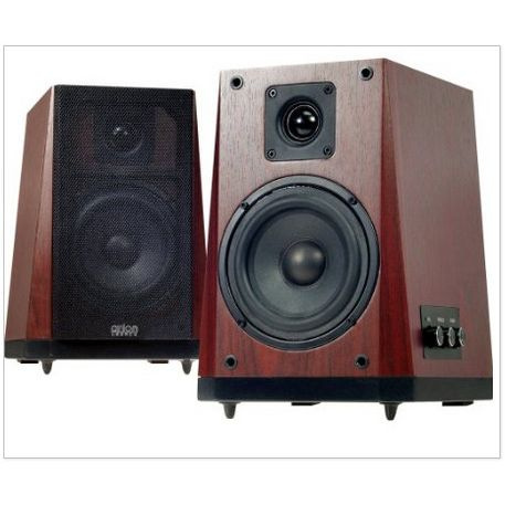 Fmuser FU-604 100W Studio Monitor Speakers One Pair