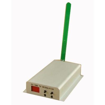 Transmissor AV FMUSER AY-1065 transmissió interior 5V Car Audio AV RF