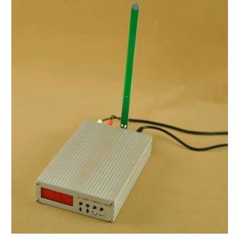 Transmissor de vídeo portàtil sense fils domèstic FMUSER AY-2065 12V AV RF Audio Àudio i vídeo compartits per a cotxes