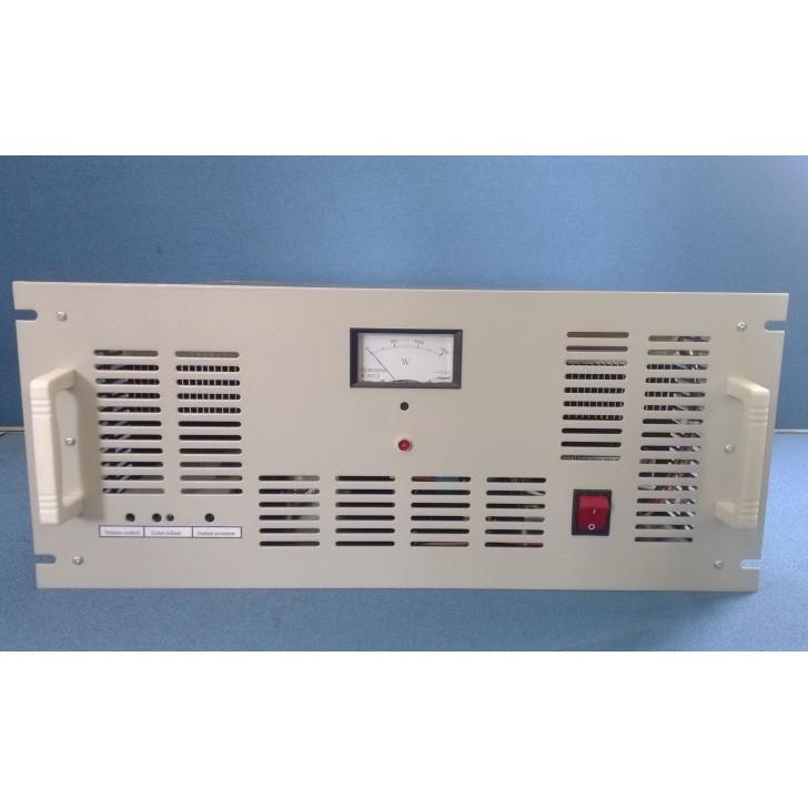 Transmissor de TV FMUSER 100W UHF / VHF + antena de transmissió + kit complet de cable d'alimentació 30M