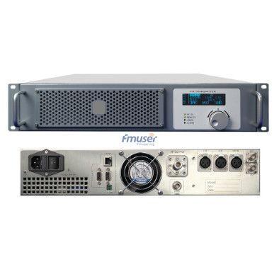 FMUSER 1000W DSP Nadajnik FM 2U Kompaktowy rozmiar