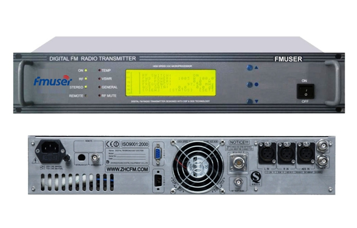 Nadajnik FMUSER 300W FM