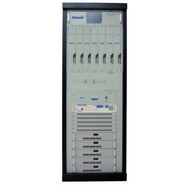 Transmissor de TV FMUSER 5KW
